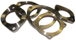 Exhaust System Flange Plates